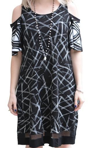 ROCKNKARMA JUNGLE DRESS