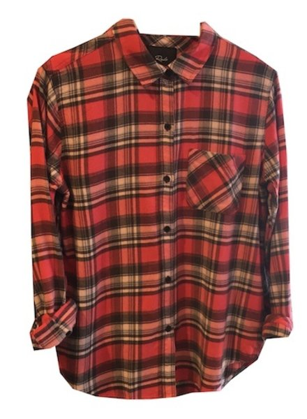 RAILS RAILS MILO FLANNEL SHIRT