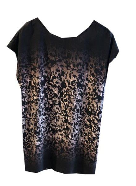 SOYA PRINT DRESS