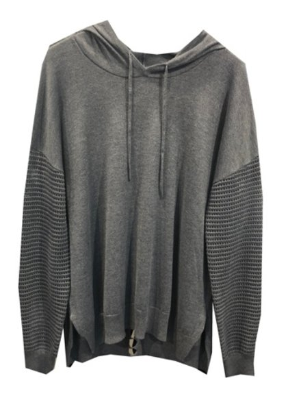 MOTION SWEATER W HOOD