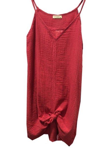 STARK X COTTON DRESS