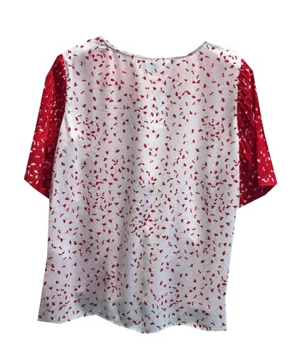 FRENCH CONNECTION FLOWER TOP