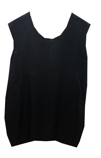 VIGORELLA VIGORELLA LINEN EXHIBIT DRESS