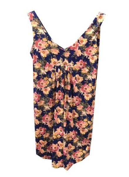S&S FLORAL PRINT DRESS