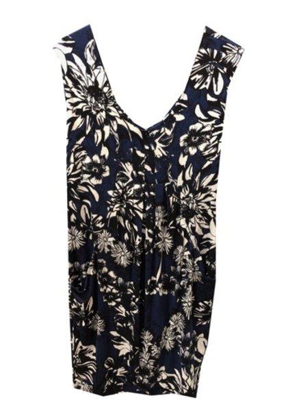 S&S PRINT POCKET DRESS