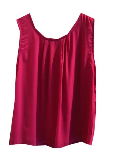 ESQUALO SLEEVELESS TOP