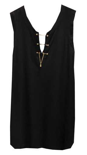 APRICOT SLIP DRESS
