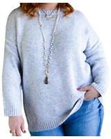 LYLA AND LUX COZY SWEATER