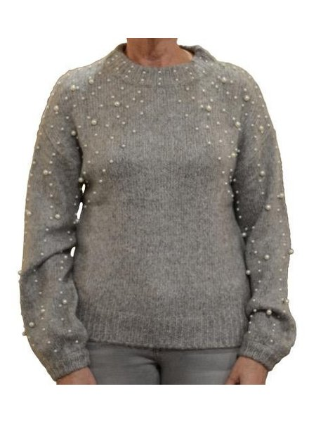 ESQUALO PEARLY SWEATER