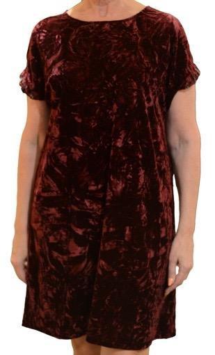 MYSTEREE BURNOUT DRESS
