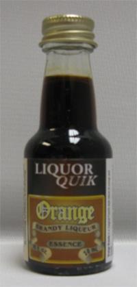 Liquor Quick Orange Brandy Liquor Quik Essence