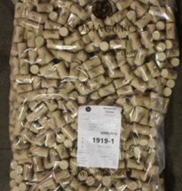LDC 9 X 1 1/2 Nomacorc  Printed Corks 1000/Bulk