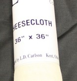 "LDC Cheesecloth 36"" X 36"""