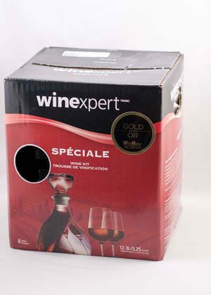 Winexpert Selection Speciale Dessert Wine (Port) 12L