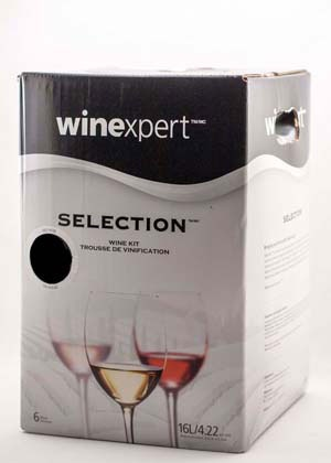 Winexpert Selection French Merlot 16L Wine Kit