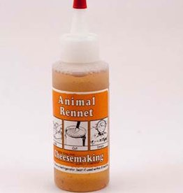 N.E. Cheesemaking 2 Oz Liquid Animal Rennet