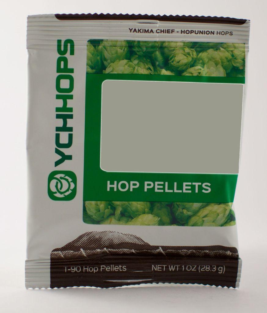 Hops US Chinook Hop Pellets 1 Oz