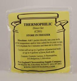 N.E. Cheesemaking Cheesemaking - Thermophilic