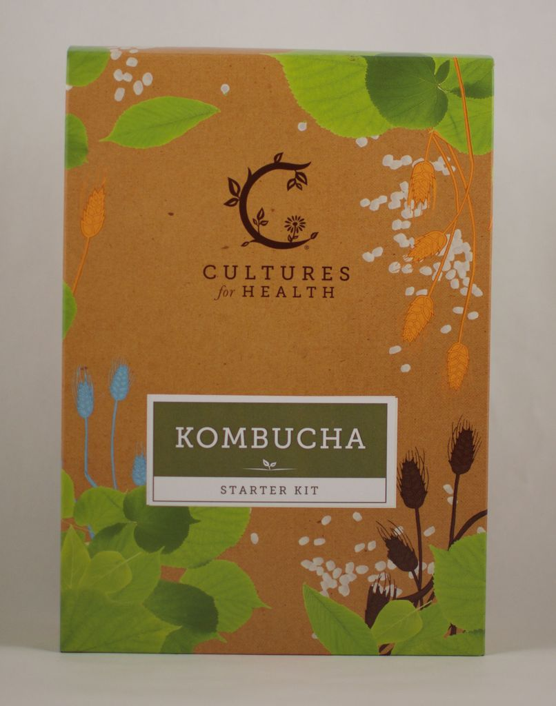 Cultures For Health Kombucha Tea Starter Kit