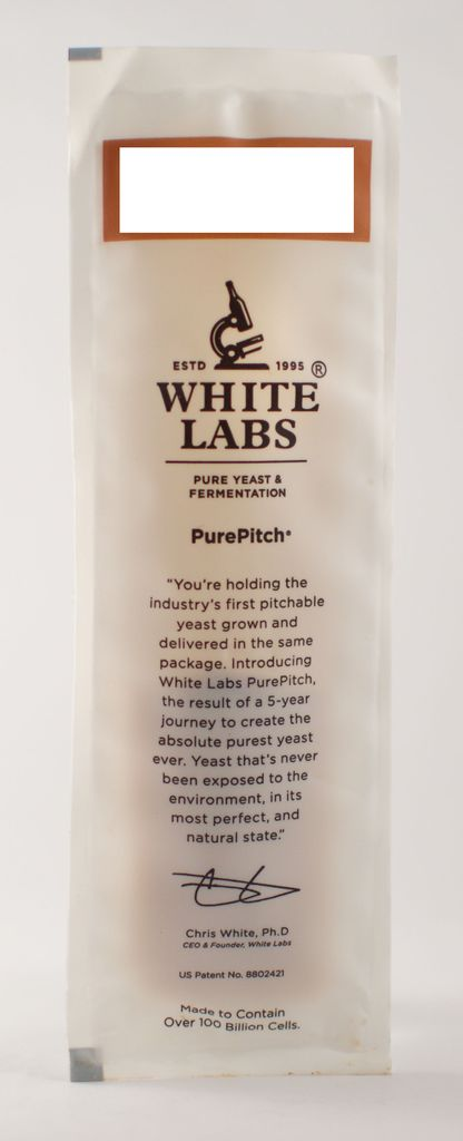 White Labs White Labs Belgian Wit Ale Liquid Yeast WLP400