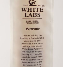 White Labs White Labs European Ale Liquid Yeast WLP011