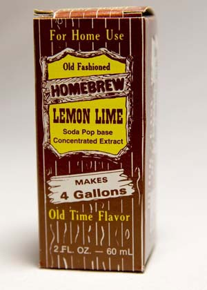 LDC Lemon Lime Soft Drink Extract  2 Oz