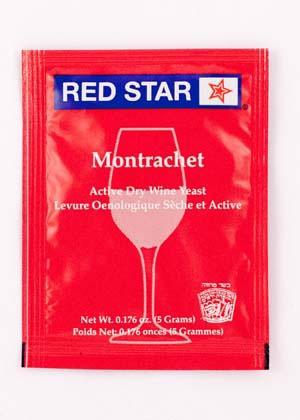 Red Star Red Star Montrachet Wine Yeast