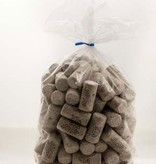 LDC 9 X 1 3/4 First Quality Straight Wine Corks 100/Bag