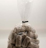 LDC 9 X 1 3/4 First Quality Straight Wine Corks 30/Bag