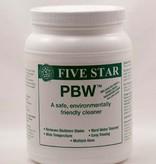 Five Star FiveStar PBW 4 Lb Pack