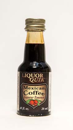 Liquor Quick Mexican Coffee Liquor Quik Essence