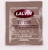 Lalvin EC-1118 Lalvin Active Freeze Dried Wine Yeast