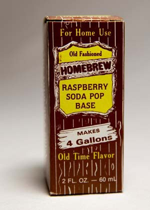 LDC Raspberry Soft Drink Extract 2 Oz