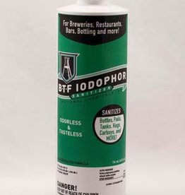 National Chemicals Inc. 4 Oz Iodophor BTF Sanitizer