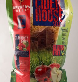 Brewers Best Cider House Select Cranberry Apple Cider