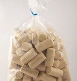 LDC 7 X 1 3/4 First Quality Straight Wine Corks 100/Bag