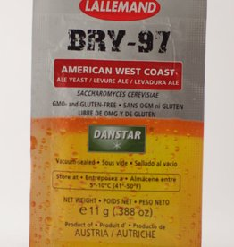 Lallemand Lallemand BRY-97 Brewing Yeast (11 Gram)