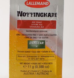 Lallemand Lallemand Nottingham Ale Brewing Yeast (11 Gram)