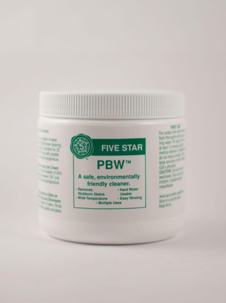 Five Star FiveStar PBW 1 Lb Pack