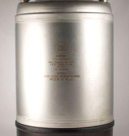 All Safe 2.5 Gallon Cornelius Keg