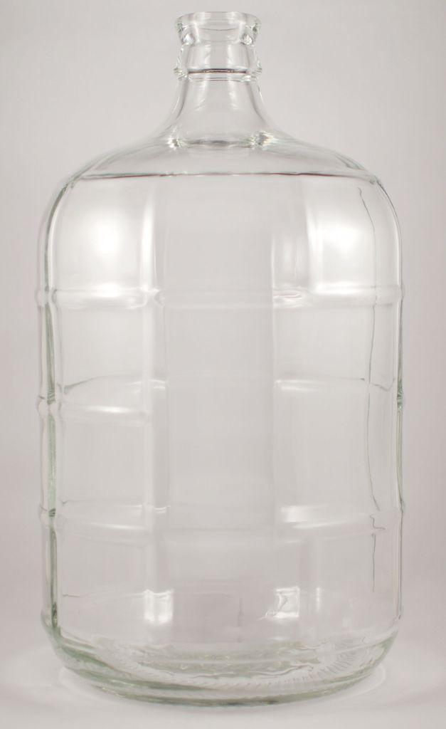 LDC 5 Gallon Glass Carboy