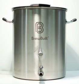 Fermentap BrewBuilt Brewing Kettle 10 Gallon
