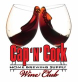 CNC Cap N Cork Wine Club Membership