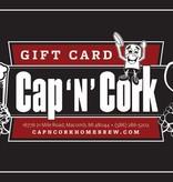 CNC $100 Gift Card