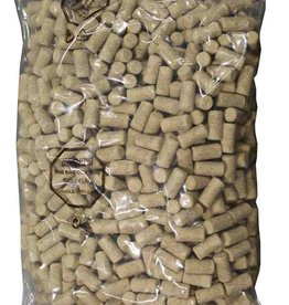 LDC 8 X 1 3/4 First Quality Straight Wine Corks 1000/Bulk