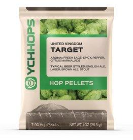 Hops UK Target Hop Pellets 1 Oz