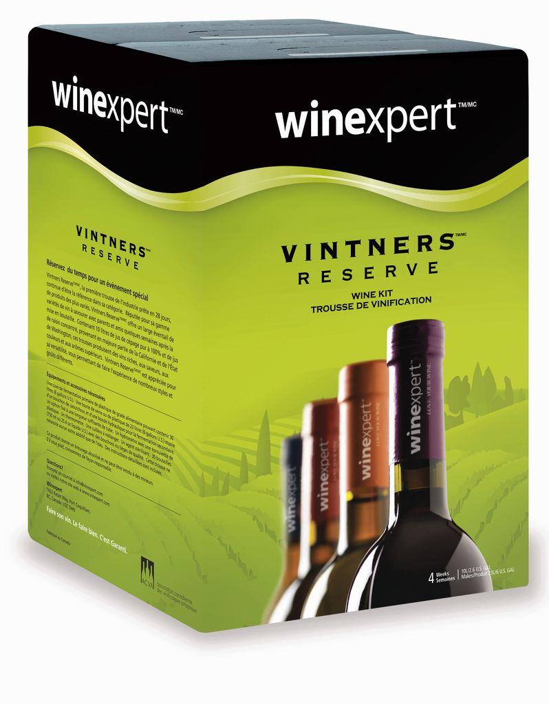 Winexpert Vintners Reserve Chardonnay 10L