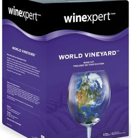 Winexpert World Vineyard Australian Cabernet Sauvignon Grape Skin 12L
