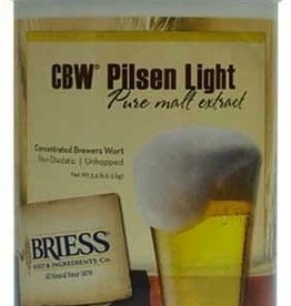 LME Briess Pilsen Light Canister 3.3 Lb