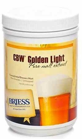 LME Briess Golden Light Canister 3.3 Lb